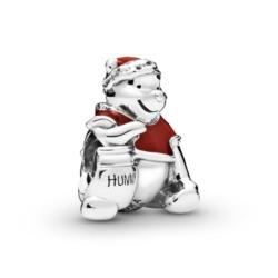Charm Disney Winnie Puh aus 925er Silber