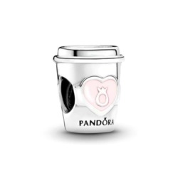 Charm Drink to Go 925er Silber
