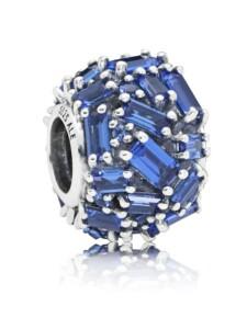 Charm -Eleganz- Pandora Blau