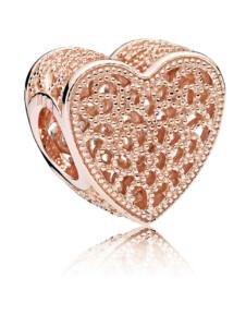 Charm Ewige Liebe Pandora Rosé