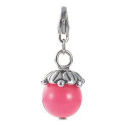 Charm Hot Glam Glowing Pink Berry