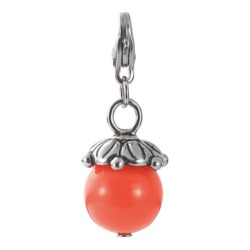 Charm Hot Glam Glowing Tangerine