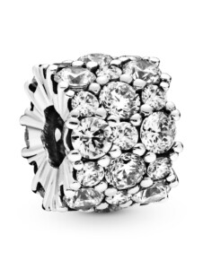 Charm -Klares Funkeln überall- Pandora Silberfarben