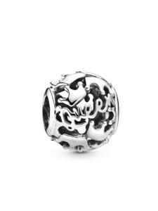 Charm -Königin und königliche Kronen- Pandora Silberfarben