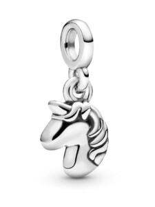 Charm-Mein magisches Einhorn- Pandora ME Pandora Silberfarben