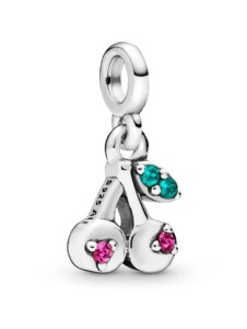 Charm-Meine Kirsche- Pandora Silberfarben