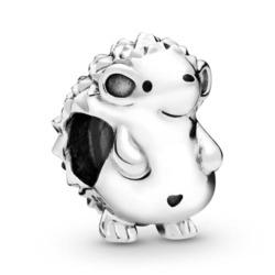 Charm Nino the Hedgehog aus 925er Silber