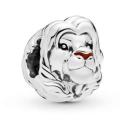 Charm Simba The Lion King aus 925er Silber