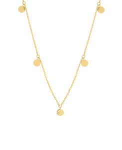 CHARMS Halskette 14K Gold
