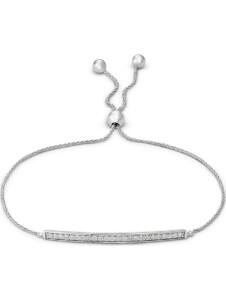 CHRIST Damen-Armband 585er Weißgold 24 Diamant CHRIST C-Collection weißgold