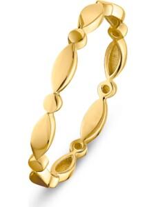 CHRIST Damen-Damenring Ring high polish CHRIST C-Collection gelbgold