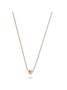 CHRIST Damen-Kette 5 Diamant CHRIST Diamonds roségold