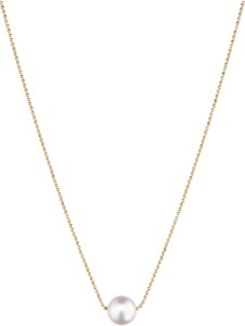 CHRIST Damen-Kette 585er Gelbgold Akoya CHRIST C-Collection gelbgold