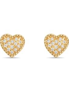 CHRIST Damen-Ohrstecker 26 Diamant CHRIST C-Collection gelbgold