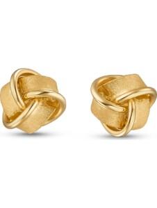 CHRIST Damen-Ohrstecker 585er Gelbgold CHRIST C-Collection gold