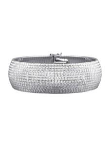 Cleopatra-Armband AMY VERMONT Silberfarben