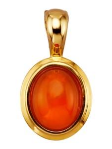 Clip-Anhänger Diemer Farbstein Orange