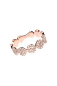 COCO Diamant Ring Roségold