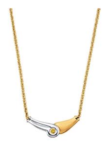 Collier Diemer Diamant Gelb