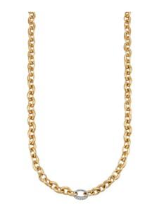 Collier Diemer Diamant Gelbgoldfarben