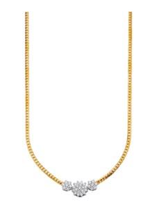 Collier Diemer Diamant Weiß