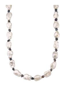 Collier Diemer Perle Weiß