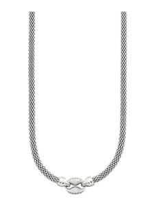 Collier Diemer Silber Silberfarben