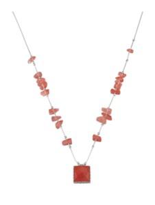 Collier Roman Glass Rot