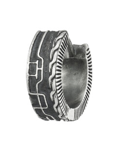Creole Japanese Vintage aus 925 Sterling Silber