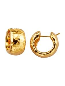 Creolen Diemer Gold Gelbgoldfarben
