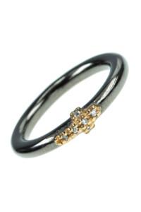 CROSS Bicolor Topas Ring