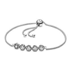 Damen Armband aus Sterlingsilber mit Zirkonia