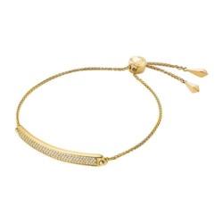 Damen Armband aus vergoldetem Sterlingsilber Zirkonia