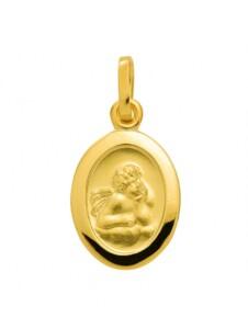 Damen Goldschmuck 585 Gold Anhänger Amor 1001 Diamonds gold