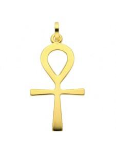 Damen & Herren Goldschmuck 585 Gold Kreuz Anhänger Lebenszeichen 1001 Diamonds gold