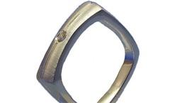 Damen-Ring von Fossil JF12961040