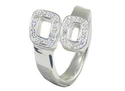 Damen-Ring von Fossil JF13583040