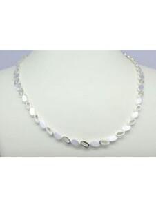Damen Schmuck Halskette aus 925 Silber 42 cm One Element silber