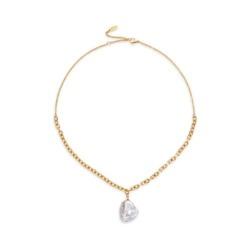 Damenkette Treasure aus vergoldetem Edelstahl