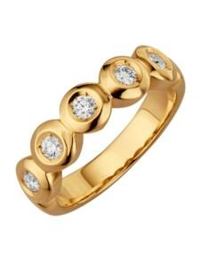 Damenring Diemer Diamant Weiß