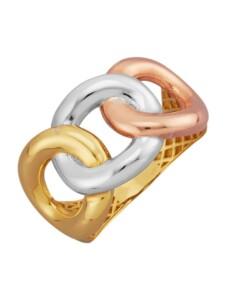 Damenring Diemer Gold Multicolor