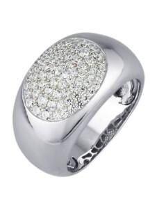 Damenring Diemer Silber Silberfarben