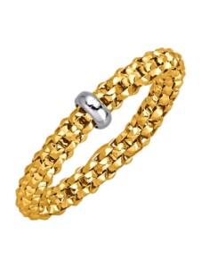 Damenring in Gelbgold Diemer Gold Gelbgoldfarben