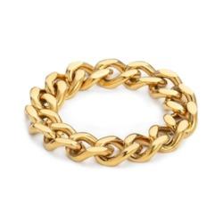 Damenring Treasure Gold aus Edelstahl