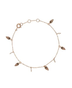 DELICATE LEAVES|Armband Spinell