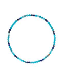 DELICIA|Armband Blau