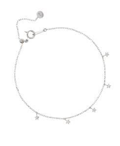 DIAMOND Armkette|10K Weißgold