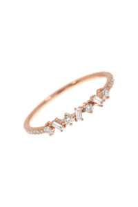 DIAMOND ASPIRATION Ring Roségold