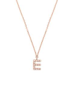 DIAMOND Halskette E|14K Roségold