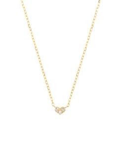 DIAMOND Halskette 10K Gold